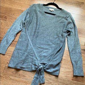 LOFT Tunic Sweater